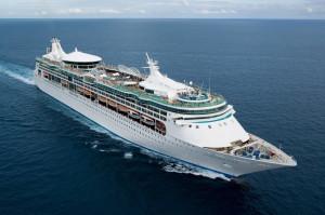 Aerial Enchantment of the Seas - Key WestRoyal Caribbean International